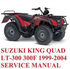 1987 1998 suzuki lt 4wd lt f4wdx 280 king quad lt f250 quadrunner rh pinterest com Suzuki LT250R Suzuki LT250R