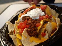 Taco Bell Nachos Supreme!! Yummy GooD!!!