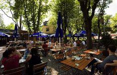 """Restaurant/Biergarten """"Luise"""" in Dahlem"""