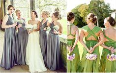 Top bridesmaids trends for 2015 www.wedetiquette.com Wedding Planning & Event Management