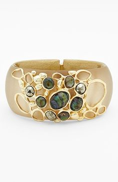Alexis Bittar 'Lucite®' Small Hinged Bracelet available at #Nordstrom