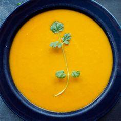 Zupa krem z pieczonej marchwi - Kwestia Smaku