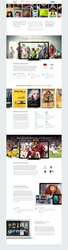 Dribbble - TiVo_FEATURES_10ht.png by Haraldur Thorleifsson #webdesign #design #designer #inspiration #user #interface #ui