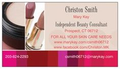 Personalized banner mary kay connections mary kay pinterest did you know vistaprint has free business cards check mine out create anything from reheart Choice Image