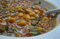 Harira, the Moroccan Soup for Ramadan - My Halal Kitchen | Inspiration for Wholesome Living - with Yvonne Maffei