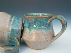 pottery forms | Pottery mugs, interesting form