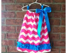 Items similar to Ordering On HoldBayou Boho Baby... vintage inspired hot pink linen rustic ruffle pillow case dress fits all from down de bayou on Etsy