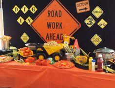 Kimball's Construction 3rd Birthday - Construction