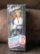 Vanna White doll MIB by Totsy dolls