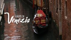 A few days ago I had the chance to stay in Venezia for four hours. It was the first time in my life, despite living in Italy and being almost forty. I've been waiting for this so long that I decided to shoot a video to remember this experience.  I tried to replicate the approach of the ancient travellers, meaning that I didn't use a map and I simply walked around losing myself in the beautiful narrow alleys of the city, trying to capture the life of the natives and trying to avoid the…