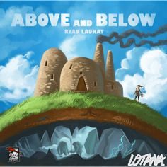 Above and Below, 2-4 Players, €49,50