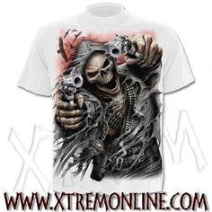 Camiseta Assassin / XT3150