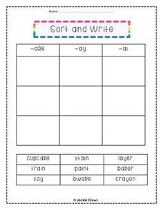 Activities and Worksheets for the ending sound –CK | Phonics First ...