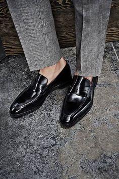 New Sprezzatura   gentlemansessentials: Loafers Gentleman's...