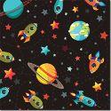 SNAP Wraps - Space Race Print