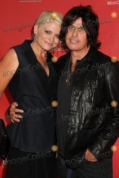 30 May 2013 - Los Angeles, California - Jenn DeLeo, Dean DeLeo. 9th Annual MusiCares MAP Fund Benefit Concert - Arrivals held at Club Nokia. Photo Credit: Byron Purvis/AdMedia