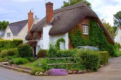 Thatched Cottage in Teignmouth