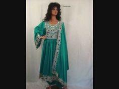 #  Afghan Women Clothing