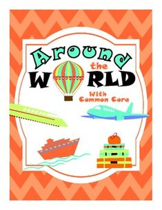 Around the World With Common Core $
