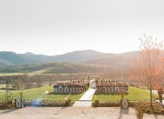 Neutral Spring Soirée at Pippin Hill on Borrowed & Blue.  Photo Credit: Jen…