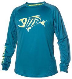 Pelagic high performance offshore fishing gear clothing for High performance fishing shirts