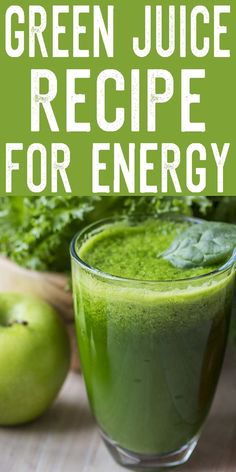 Great Free of Charge Green Juice Recipe For Energy Tips Healthy Smoothie Menu Most people enjoy an excellent smoothie , but not everybody really thinks abo Energy Juice Recipes, Juice Recipes For Kids, Green Juice Recipes, Healthy Juice Recipes, Juicer Recipes, Healthy Juices, Healthy Fruits, Detox Juices, Cleanse Recipes