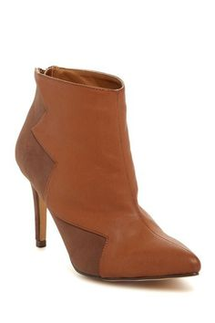 Michael Antonio Marvel Pointed Toe Bootie by Michael Antonio on @HauteLook. These are on sale for just $30.00!!