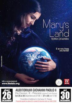 """A Pescara il film """"Terra di Maria"""" - Cinema"""