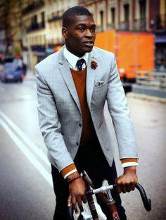 Gentleman's Style - inspirations