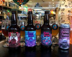 Conheça as cervejas Hocus Pocus - Episódio 199 #cerveja #degustação #beer #tasting