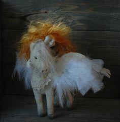 Pegasus by AuroraBorealisDolls on Etsy