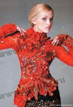 Скачать журнал Журнал мод №570 2013 бесплатно