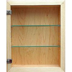 Robern AiO SERIES TWO DOOR Lighted Medicine Cabinet | Medicine ...