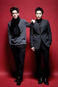 Chen & Xiumin ❤