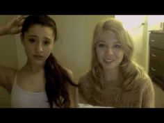 Chubby Bunny Challenge - Jennette and Ariana