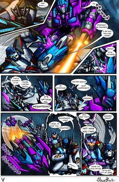 The Falling (SG) Page v by SoundBluster on DeviantArt Transformers Memes, Alone Art, Shattered Glass, Comic Page, Optimus Prime, My Favorite Image, Ben Tennyson, Geek Stuff, Fan Art