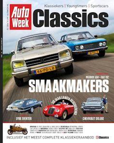 Proefabonnement: 3x Autoweek Classics € 15,-: Autoweek Classics: iedere maand het laatste nieuws en de mooiste reportates over de mooiste klassieke auto's, youngtimers en sportscars. Tevens het grootste aanbod van klassiekers!
