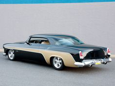 1955 Desoto Fireflite Taillights
