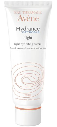 Hydrance Optimale Light - A fluid non-greasy lotion that immediately and intensively provides a long-lasting hydration of the skin. It also restore and maintain the moisture of the skin that has been loss. Absorbs excess oil and gives a matte finish. Hypoallergenic and non-comedogenic