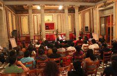 Fernando Becerril visitó el Teatro Juárez
