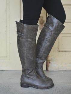 Dottie Couture Boutique - Beige Riding Boot , $49.00 (http://www.dottiecouture.com/beige-riding-boot/)