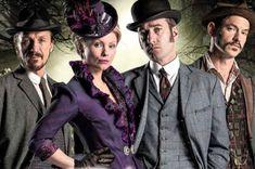Ripper Street: Gruesome Victorian crime drama back on the BBC in time for a spooky Halloween - Mirror Online