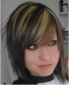10 Popular Emo Hairstyles To Inspire You