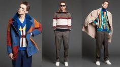 Luca Larenza's Street Art Inspired Menswear