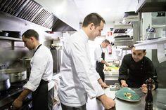 Ana Tarín ha resultado ganadora de la cena para dos personas en uno de los restaurantes de moda en Valencia, Kaymus. El chef Nacho Romero  se ha convertido en una de las puntas de lanza de la alta gastronomía en la ciudad del Turia, estando presente en las más respetadas guías gastronómicas de Españ