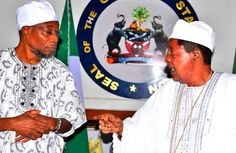 Welcome to NewsDirect411: See Pictures Of Alaafin Of Oyo Visit To Governor A...