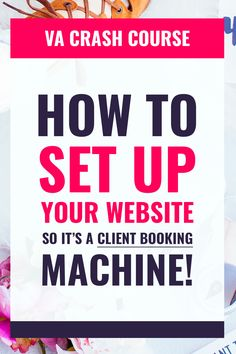 Want a fun work from home job? Become a virtual assistant and make money online! Allie created this course to teach YOU how to start and build a thriving virtual assistant business. From establishing your skills to contract creation and booking clients, t Way To Make Money, Make Money Online, Business Tips, Online Business, Business Marketing, Media Marketing, Importance Of Time Management, Web Design, Virtual Assistant Services