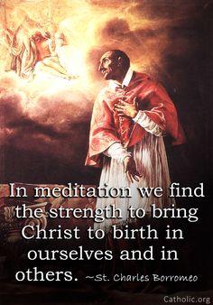 "Catholic Online on Twitter: ""St. Charles Borromeo, pray for us! https://t.co/qOWxXYKj3b #SaintOfTheDay #Catholic #God #Saint https://t.co/GPHrpOrYAS"""