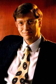 Bill Gates - Gates Young