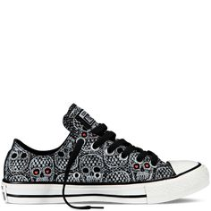 Chuck Taylor Skulls, $55.00, size 8 womens from converse.com (I just ordered some but will need a second pair for when they wear out). ;)